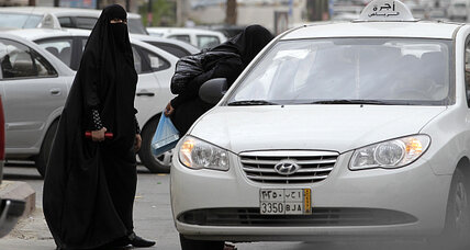 Braving police, Saudi women drivers take to streets