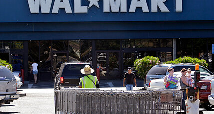 Supreme Court dismisses women's class action lawsuit against Wal-Mart