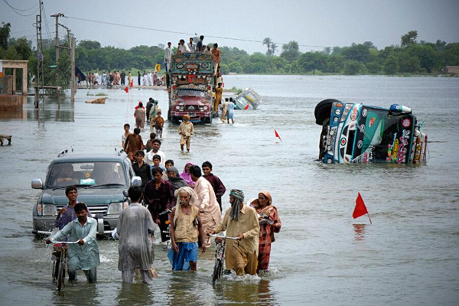 Flood in pakistan essay in urdu language