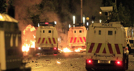 Belfast riots renew calls for Protestant-Catholic dialogue