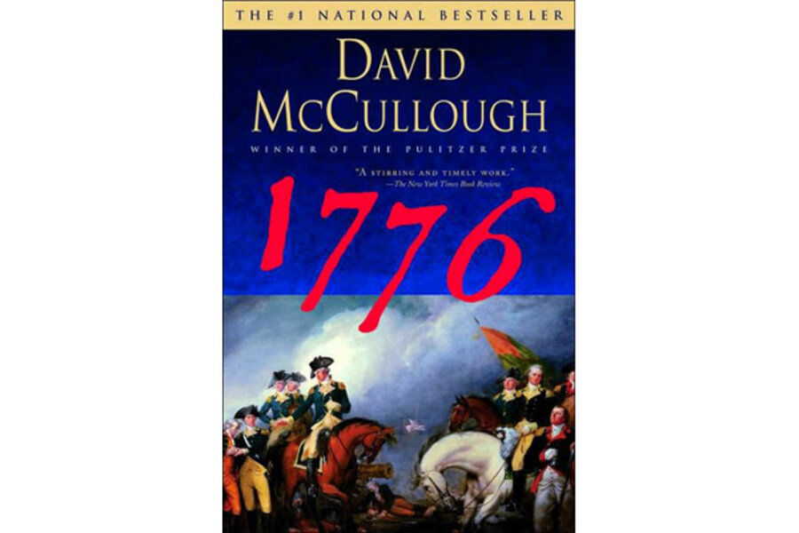 what is the thesis of the book 1776 1776 has 142,435 ratings and 6,127 reviews diane said: there are several reasons why i think this book is important, and it has a lot to do with the sta.