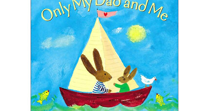 5 lovely Father's Day books for new dads