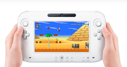 Wii U, the new Nintendo console, reinvents the controller