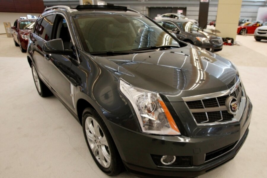 Cadillac Srx Recall Is Your Car On The List Csmonitor Com