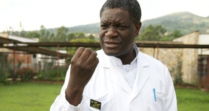 Denis Mukwege helps women ravaged by Congo war