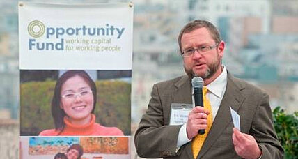 Opportunity Fund helps opportunity knock for low-income borrowers