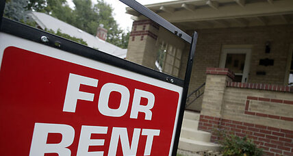 Rent or own? Increasingly Americans opt for rental homes.