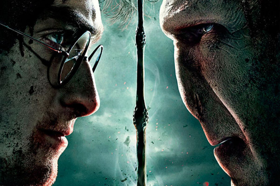 Second 'Harry Potter and the Deathly Hallows: Part 2' trailer ...