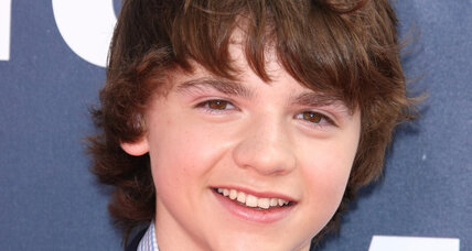 'Super 8' star Joel Courtney talks about his debut film and J.J. Abrams