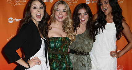 'Pretty Little Liars' stars Troian Bellisario, Shay Mitchell, and Lucy Hale talk Season 2