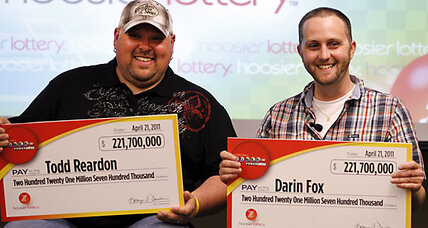 Powerball numbers: Why do lottery winners keep working?
