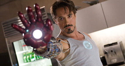 Jon Favreau and Robert Downey, Jr. on 'Iron Man 3' and 'The Avengers'