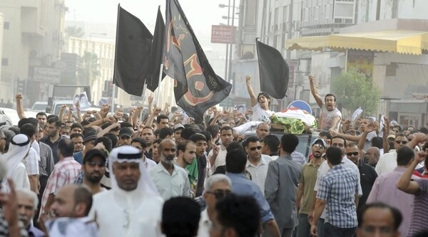 Bahrain protests and Obama's 'drop by' diplomacy