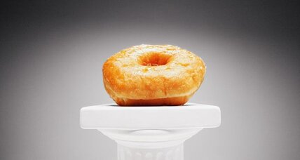 Hey! It's National Doughnut Day!