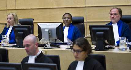 ICC issues Qaddafi warrant: Key prosecutions of world leaders
