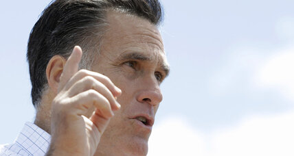 Was the auto bailout Mitt Romney's idea?