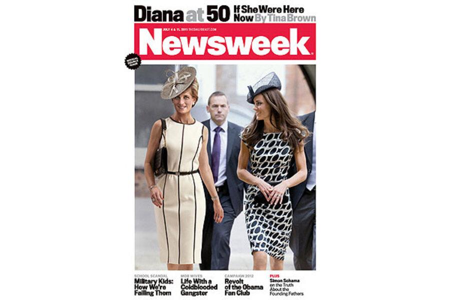 What if Princess Diana were still alive? - CSMonitor com