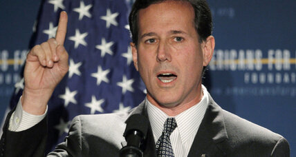Election 101: Rick Santorum makes a bid for the White House