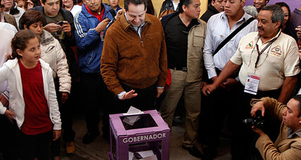 Mexico's PRI party 'dinosaurs' roar back to life