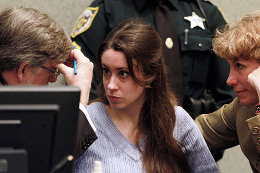 Casey Anthony: Raw emotions over the crime and punishment roil
