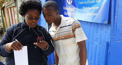 West Africa Rising: Mobile-phone banking making slow but steady inroads