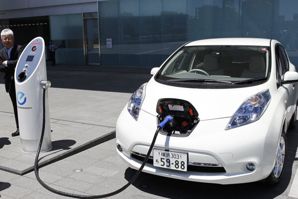 Electric Cars Get A Closer Look In Japan After Nuclear Crisis
