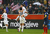In World Cup semifinal, US spirit tops French finesse