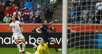 US soccer: Women back in World Cup final as Rapinoe comes to the rescue, again