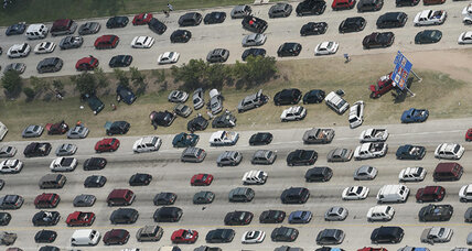 Carmageddon? Please! Four of the world's worst traffic jams.