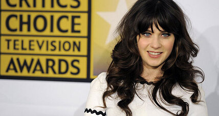 Zooey Deschanel tapped to sing 'Pooh' movie song