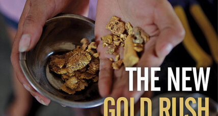 The price of gold: as influential as a global power
