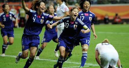 World Cup final: A stunning win for Japan, a new world for women's soccer