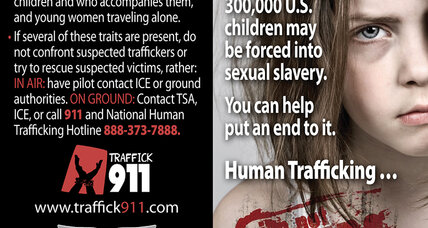 Human trafficking: Private citizens deputized in the global fight