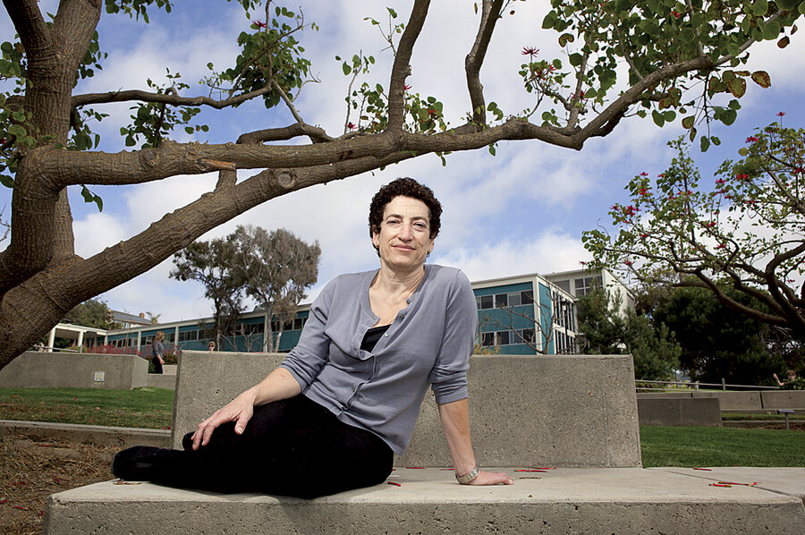 Naomi Oreskes: fierce defender of climate change science – and scientists -  CSMonitor.com