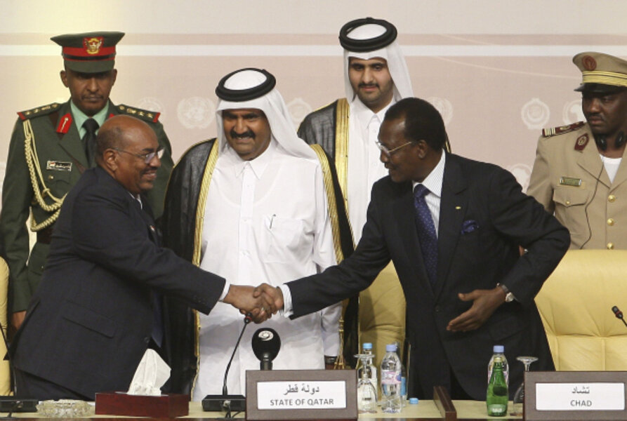 Doha Agreement Could Actually Worsen Chances For Peace In Darfur
