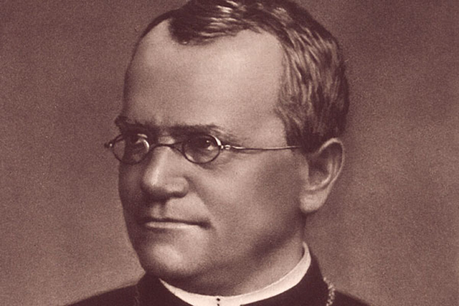 a look at the science discoveries of gregor mendel Gregor mendel was born in 1822 and grew up on his parents' farm in austria he did well in school and became a monk he also went to the university of vienna, where he studied science and math.