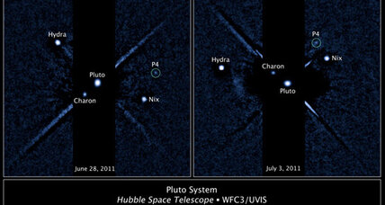 Pluto moon discovery hints at future surprises for NASA probe