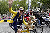 Tour de France winner: Cadel Evans's often-sullen ride to historic victory
