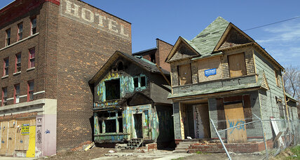 Detroit has radical plan: Raze the dead in Motor City