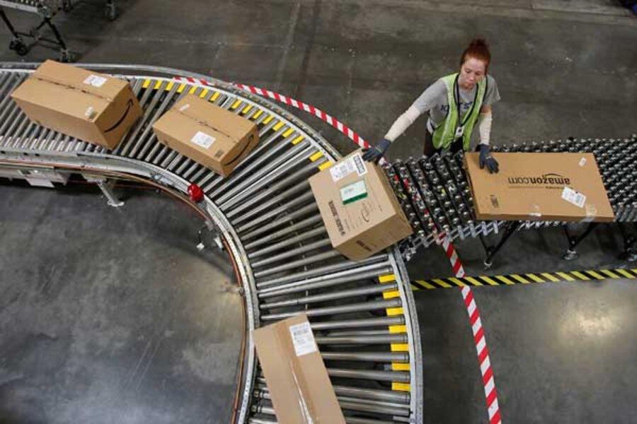 Amazon pushes California toward referendum on online sales