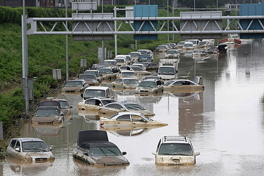 Does South Korea Have Natural Disasters