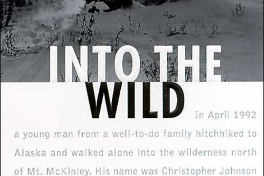 an intertwine of the environment in the book into the wild by jon krakauer Jon krakauer was born on april 12, 1954, in massachusetts two years later his family relocated to oregon, where he developed an early passion for mountain climbing after his father took him at age eight to scale the south sister mountain.