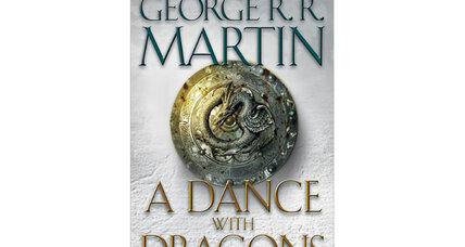 A Dance with Dragons, by George R.R. Martin