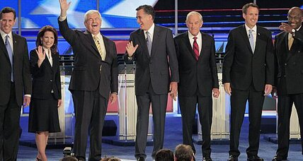 GOP candidates debate on Twitter: What could they say in 140 characters?