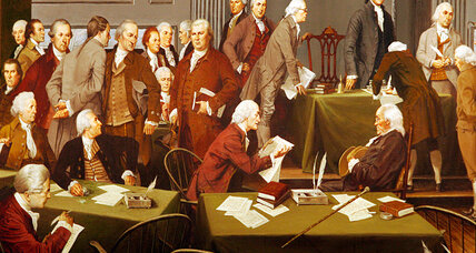 How well do you know the Declaration of Independence? Take our quiz.
