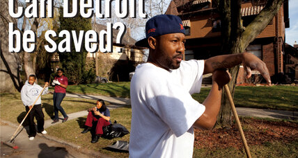 Retooling the Motor City: Can Detroit save itself?