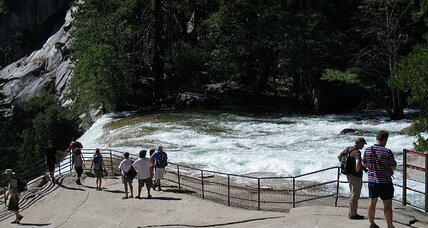 Yosemite waterfall accident a cautionary tale for Yosemite visitors