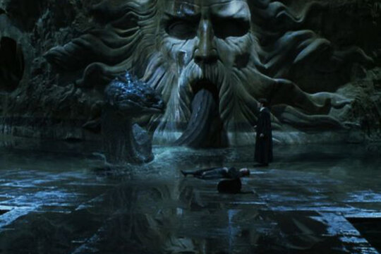 Top 10 Moments From The Harry Potter Series The Basilisk