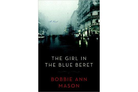5 fascinating world war ii novels the girl in the blue beret by 1 the girl in the blue beret by bobbie ann mason sciox Gallery