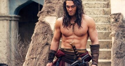 'Conan the Barbarian' star Jason Momoa answers fans' questions